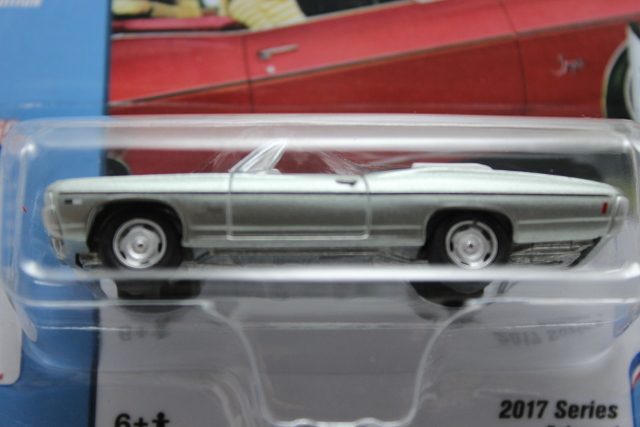 Chevy Impala Covertible 1968  Seafrost Green