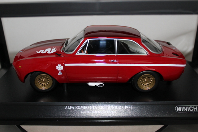 Alfa Romeo GTA 1300 Junior 1971