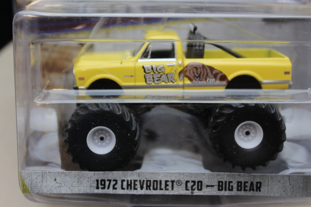 Chevrolet C20 Big Bear 1972