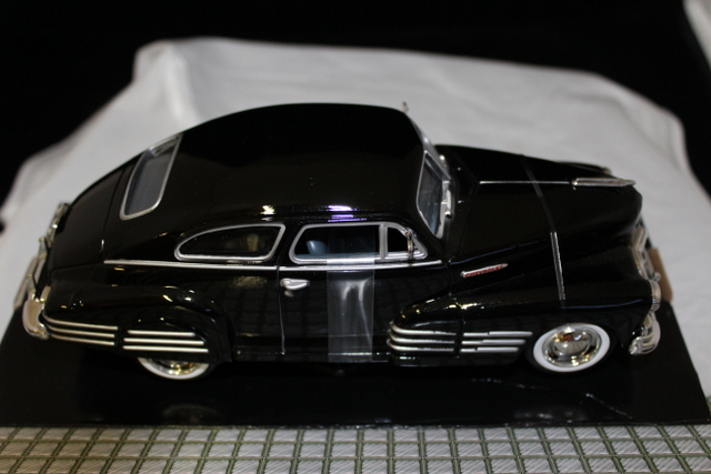 Chevy Aerosedan Fleetline 1948