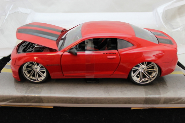 Chevy Camaro SS 2010  Rood