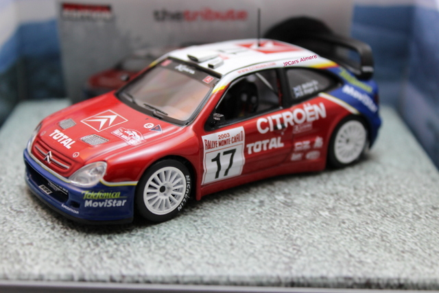 Citroen Xsara Turbo # 17
