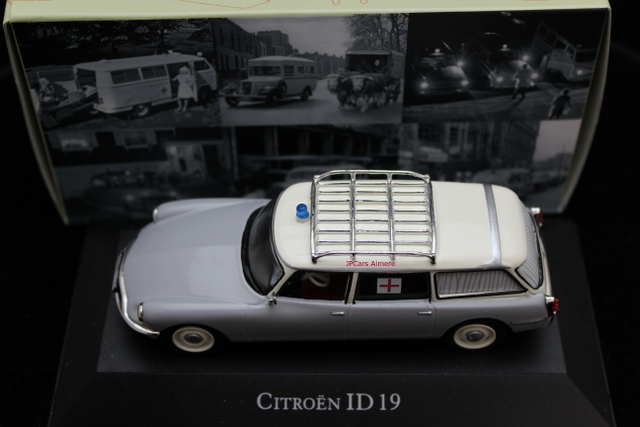Citroen ID 19 Break Ambulance 1962