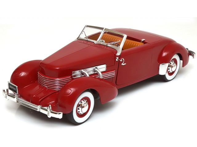 Cord 812 Covertible 1937