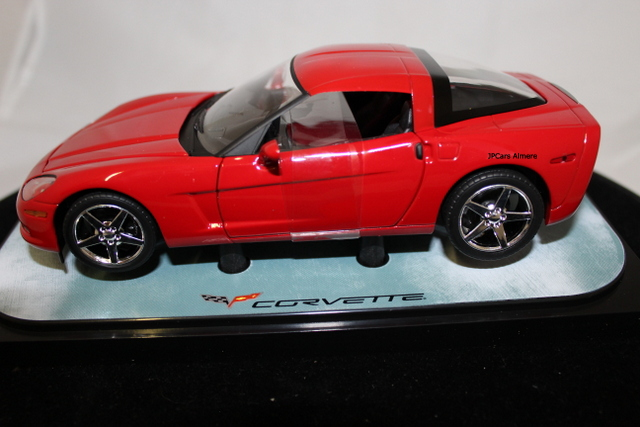 Corvette Coupe 2005
