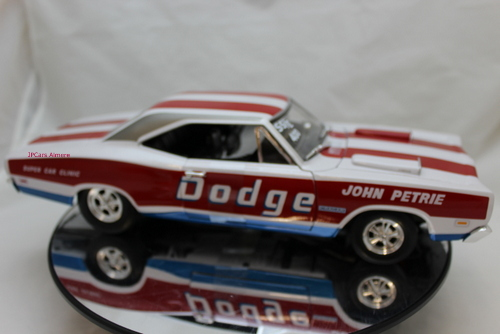 Dodge Super Bee 1969 John Petrie