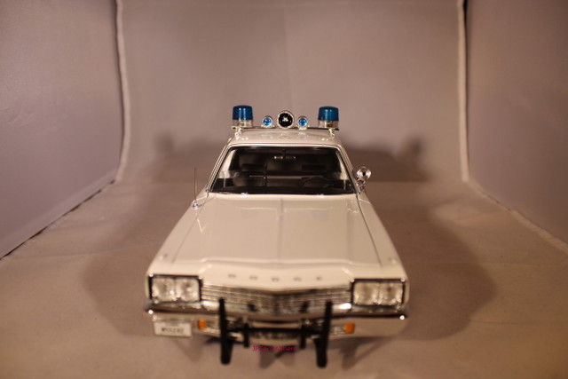 Dodge Monaco 1974 Chicago Police