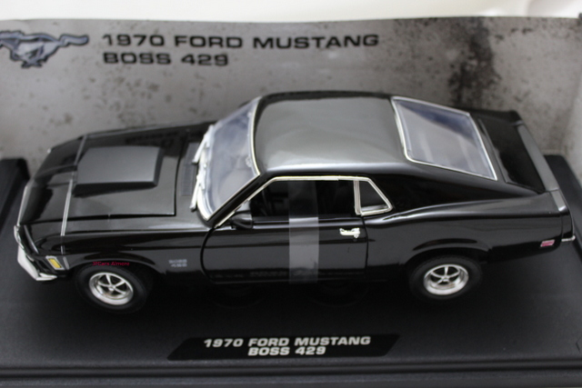 Ford Mustang Boss 429 1970
