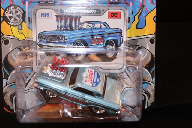 Ford Thunderbolt 1964  Luscas Oil
