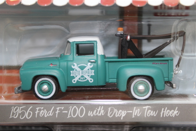 Ford F-100 with drop-in tow hook 1956