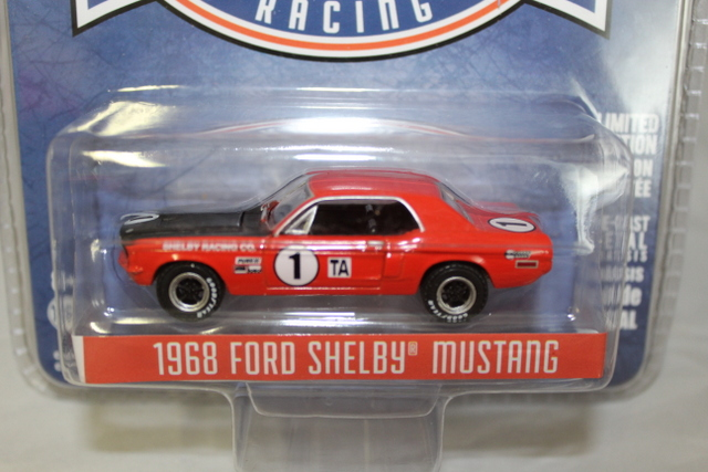 Ford Shelby Mustang 1968 #1