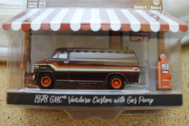 GMC Vandure 1978 Custom with Gaspomp