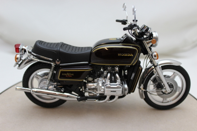 Honda Goldwing GL 1000 K3 1978  Maroon