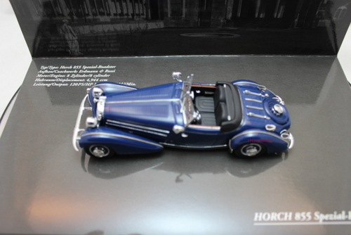 Horch 855 Special-Roadster 1938