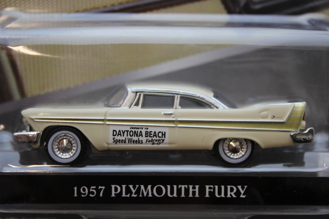 Plymouth Fury 1957 beige