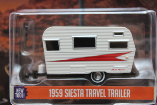 Siesta Travel Trailer 1959