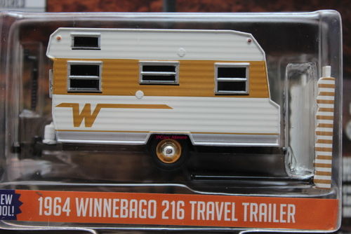 Winnebago 216 Travel Trailer 1964