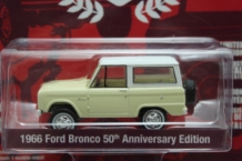 Ford Bronco 1966   Geel/wit