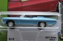 Chevy Impala Convertible 1968  Grotto Blue