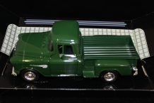 Chevrolet 5100 Stepside Pickup 1955    Groen