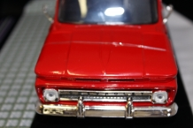 Chevy C10 Fleetside Pickup 1966  Rood