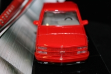 Chevrolet 454 SS Pickup 1992 Rood