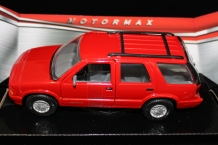 GMC Jimmy 1994  Rood