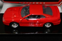 Ford SVT Cobra 1998   Rood
