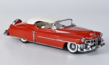 Cadillac Eldorado Closed Convertible 1953