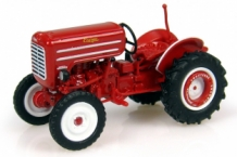 Energic 511 Tractor 1955   Rood/wit