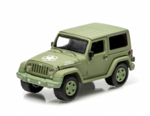 Jeep Wrangler 2014 U.S. Army Hard Top
