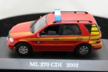 Mercedes-Benz ML 270 CDI 2002