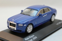 Roll Royce Ghost 2009