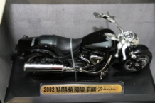 Yamaha Road Star Warrior 2002