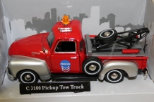 Chevrolet C3100 Pickup Tow Truck Rood