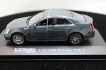 Cadillac CTS-V 2009  Blauw metaillic