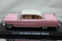 Cadillac Fleetwood Series 60 1955  Rose