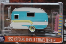 Catolac Deville Travel Trailer 1958