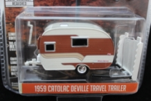 Catolac Deville Travel trailer 1959