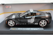 Chevrolet Corvette Stingray 2014 Security