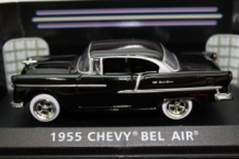 Chevy Bel Air Coupe 1955  Zwart