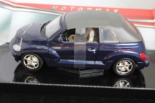 Chrysler PT Cruiser Soft Top  Shadow blue Pearl