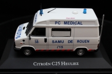 Citroen C25 Heuliez Ambulance 1984