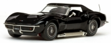 Chevrolet Corvette Stingray 427 Coupe 1969  Zwart