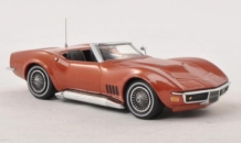 Chevrolet Corvette Stingray 427 1968 Open Convertible