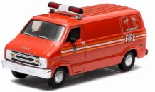 Dodge B-100 Haz-Mat Operations Van 1976