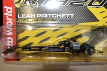 Top Fuel Dragster Leah Pritchett 2018