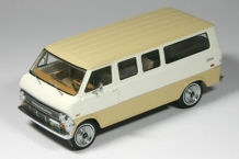 Ford Econoline 1971 2-Tone Beige/Wit