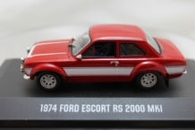 Ford Escort RS 2000 MKI 1974