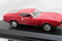 Ford Mustang Mach 1 1971  Rood